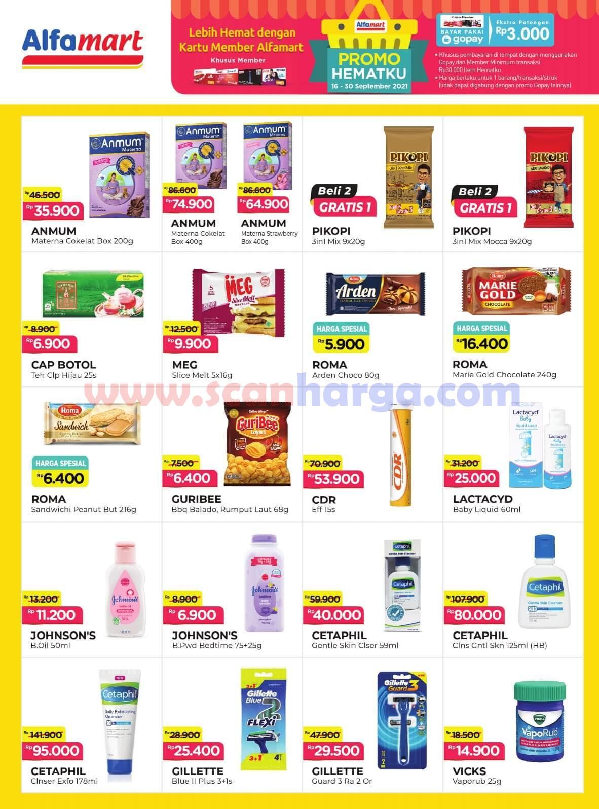 Katalog Promo Alfamart 16 - 30 September 2021 20
