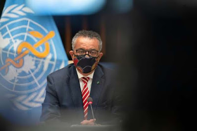 The Covid-19 pandemic will not be the last: WHO chief