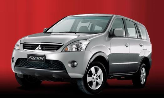 Mitsubishi Motors Philippines Issues Recall for Fuzion MPV