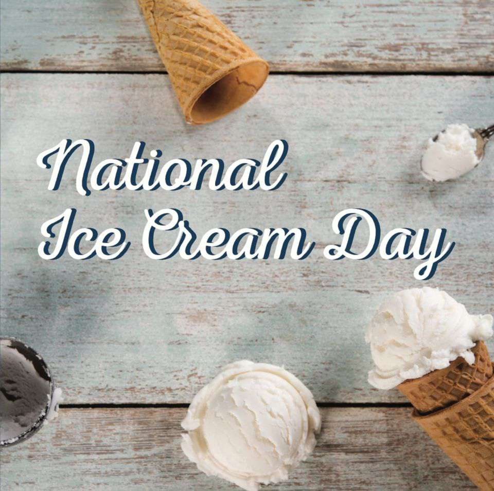 National Ice Cream Day Wishes Sweet Images