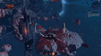 Star Conflict Gameplay