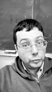 A Picture of the Author as a High School English Teacher (Greig Roselli)