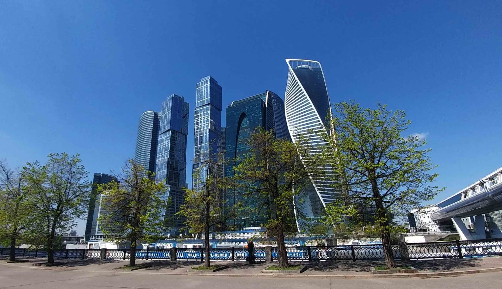 Moscow Financial District