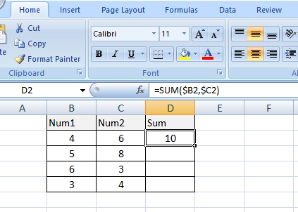how-to-fix-column-in-hindi-in-excel