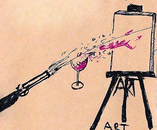 shotgun making art