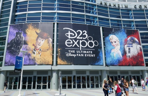 Disney D23 Expo Anaheim 2019
