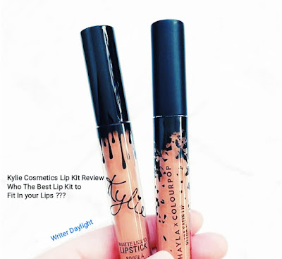 Kylie Cosmetics Lip Kit Review