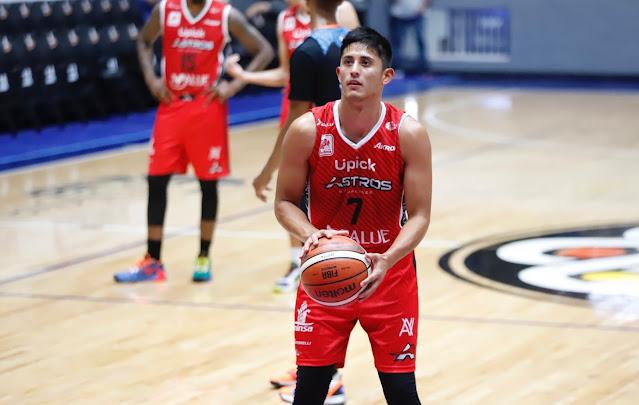 Moisés Andriassi de Astros de Jalisco