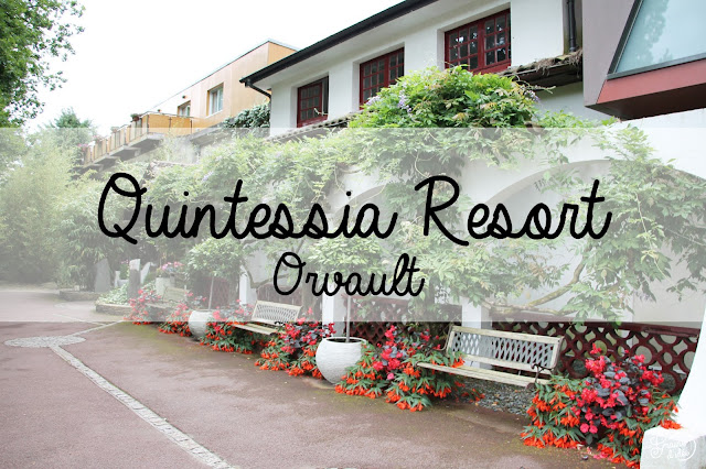 Avis Test Quintessia Resort Orvault
