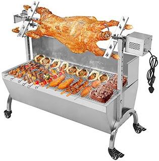 wedding pig roast quiptment
