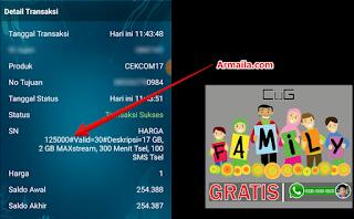 Cara Daftar dan Isi Paket 17GB Telkomsel Info detail harga combo 17gb telkomsel