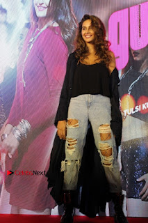 Actress Sonakshi Sinha at the Song Launch of Film Noor  0033.JPG