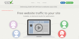 10khits - 7 Best Website Traffic Generators [FREE] - Don't Fall For This TRAFFIC Scam