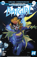 DC Renascimento: Batgirl #12