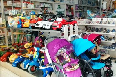 baby shop terlengkap di Solo