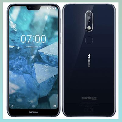 رابع هاتف : Nokia 7.1