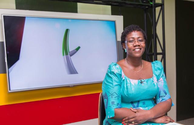 Dr. E. Emefa Ahadzi Adomako - Past Quiz Misstress