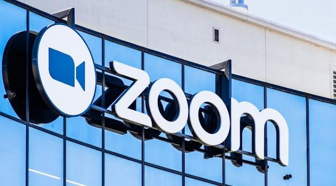 El stock de Zoom cae en medio de una interrupción del servicio