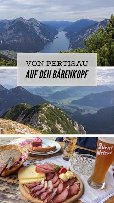 Wandern Achensee ✓ Bergtour zum Bärenkopf von Pertisau ✓ Wanderung im Karwendel ✓ Outdoor-Blog ✓ Premiumwanderungen mit GPS-Track ✓ Tirol