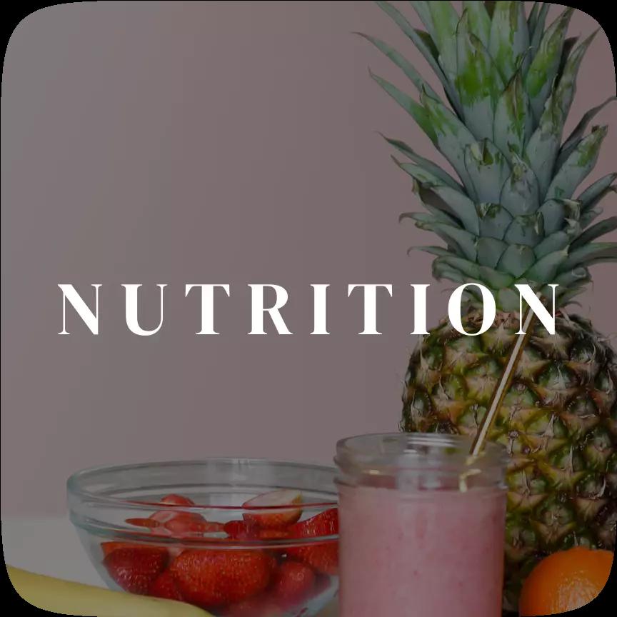 Nutrition | HealthInsta