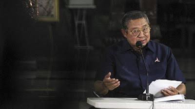 SBY Cabut Pendaftaran Merek Partai Demokrat atas Nama Pribadi