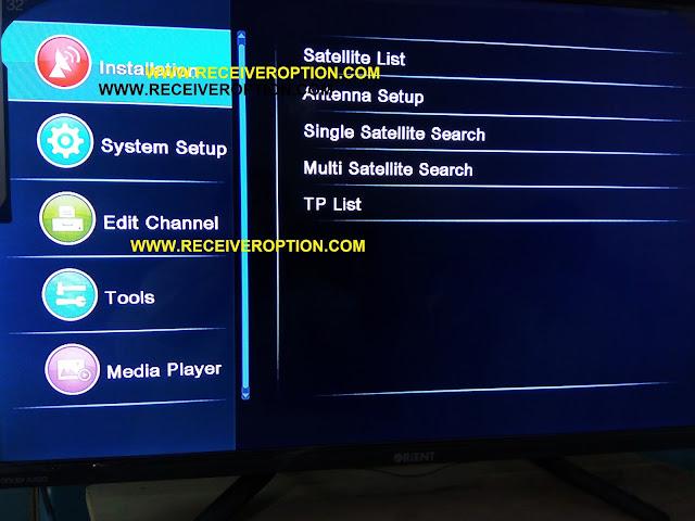 FIVE SAT GALAXY 6000 HD RECEIVER DUMP FILE