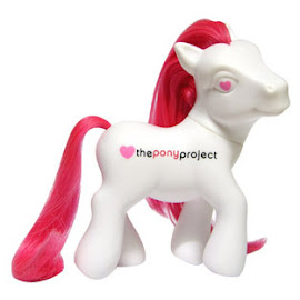 My Little Pony Pony Project Pony Exclusives SDCC G3 Pony