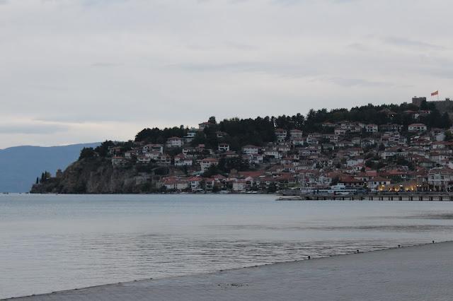 Ohrid North Macedonia lake