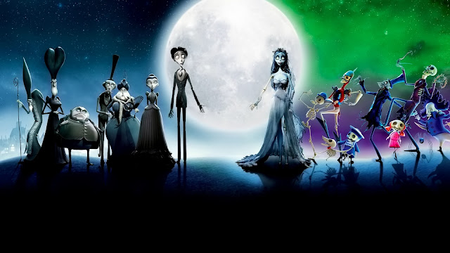 Countdown To Halloween / A Halloween Film Everyday / Halloween Film List Corpse Bride