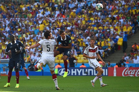 Cầu thủ nổi bật trong đội tuyển Pháp