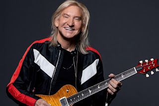 Picture of Joe Walsh holding guitar