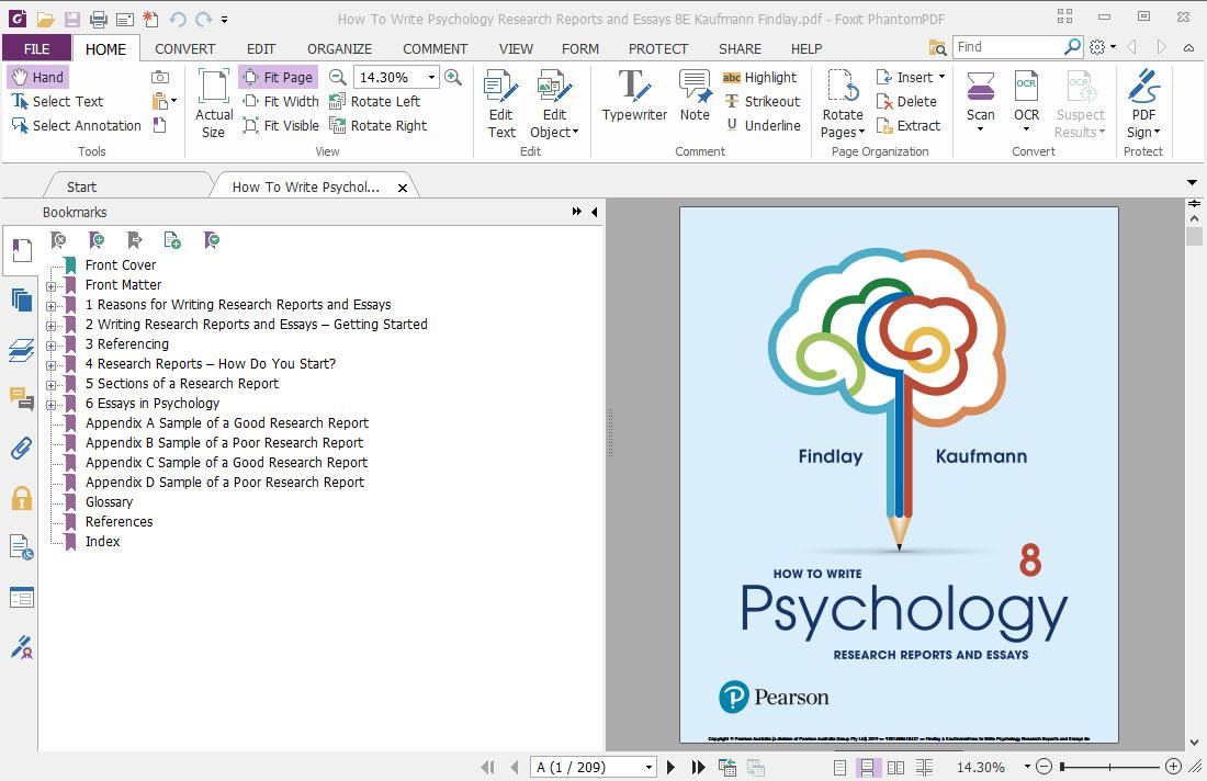 Buy how to write psychology research reports and essays