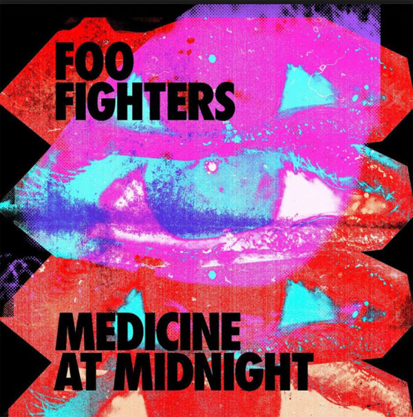 Medicine at Midnight, rock music, Foo Fighters, RCA Records, Foo Fighters studio record, pandemic, rock tunes, Taylor Hawkins, nine tracks, Foo Fighters drummer, iTunes, American rock band, Apple Music Hits