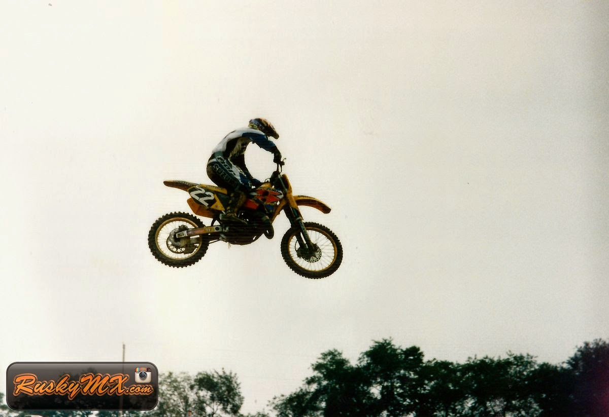 Tim Ferry Steel City 1997