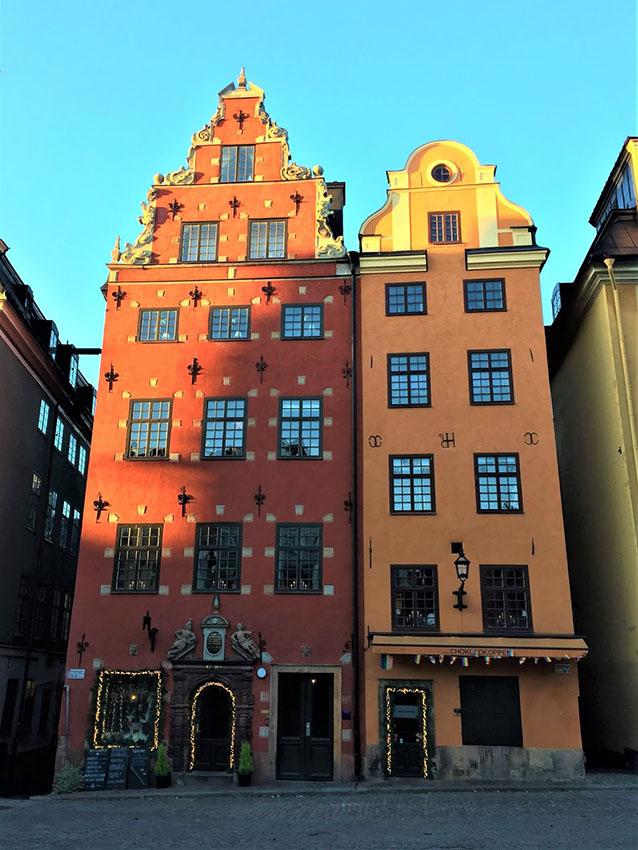 Gamla Stan a Stoccolma è da visitare