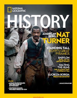 National Geographic History January February 2017