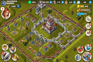 Lords & Castles - Medieval War Strategy MMO Games v1.54 Apk Mod 6