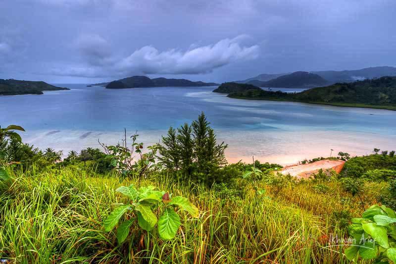 Fasilitas Wisata Pulau Mandeh Sumatera Barat