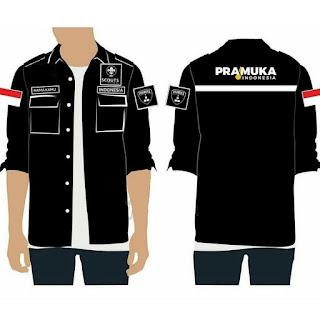 Baju PDL Pramuka Terbaru dan Keren