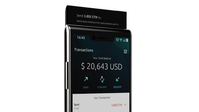 ded9dc43543f4 El primer teléfono inteligente blockchain finalmente se estrenará en  noviembre con la llegada de Finney