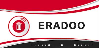 تحميل برنامج Eradoo لحذف جميع بيانات هاتفك عن بُعد عند فقدانه للأندرويد