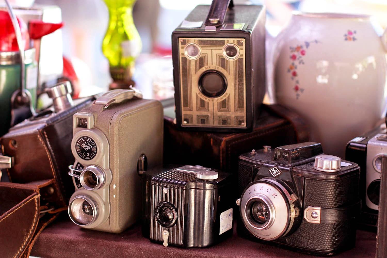 vintage cameras madrid