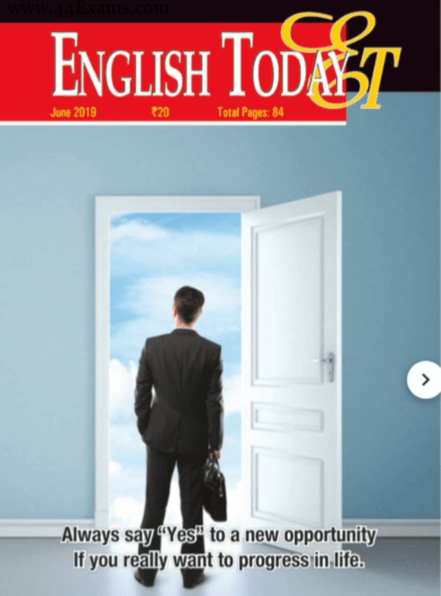 English Today June 2019 PDF Book