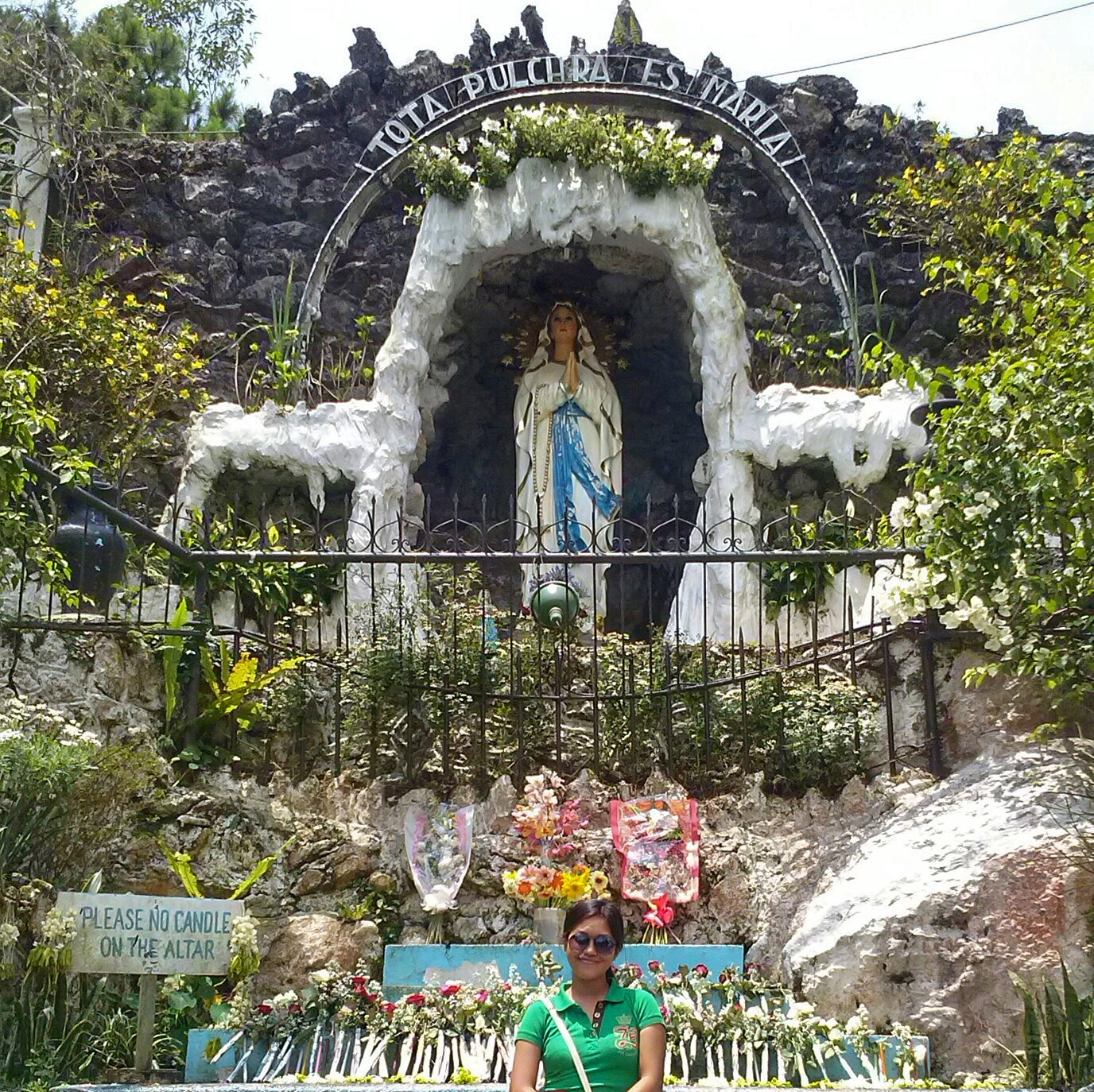 Shrine of Our Lady of Lourdes Grotto