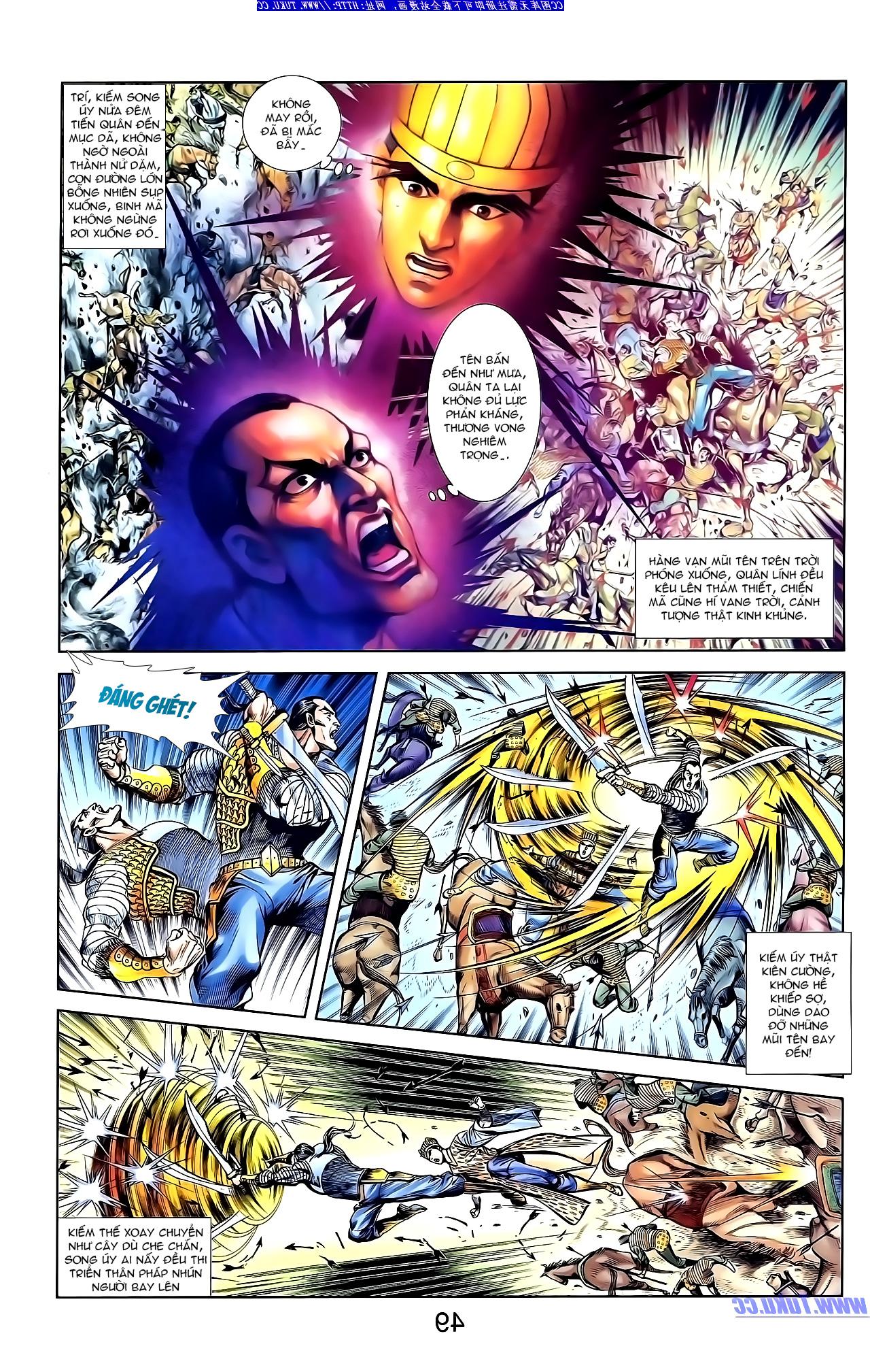 Cơ Phát Khai Chu Bản chapter 144 trang 6