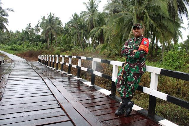 TNI Bangga TMMD Membawa Manfaat Bagi Masyarakat