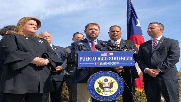 Legisladores de EE.UU. proponen ley para que Puerto Rico sea el estado 51