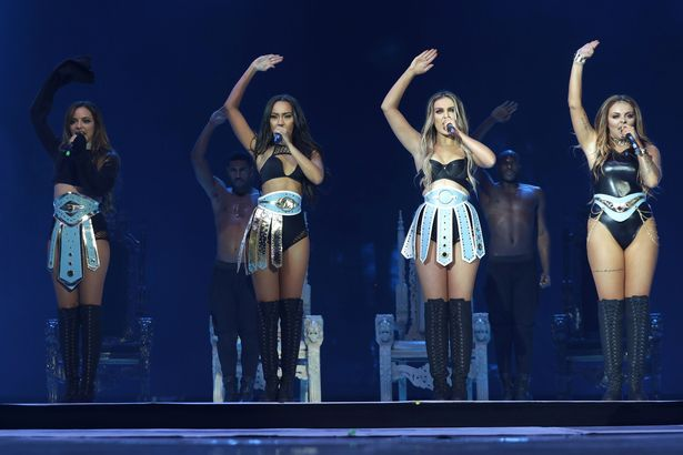 JUN-03-Little-Mix-perform-on-stage-at-Capitals-Jingle-Bell-Ball