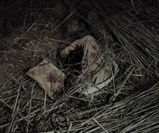 खेतो में 55 वर्षीय यूवक की पत्थर से कुचलकर की हत्या, पुलिस जाँच में जुटी