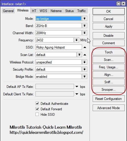 Mikrotik Modem Init - Mikrotik Website